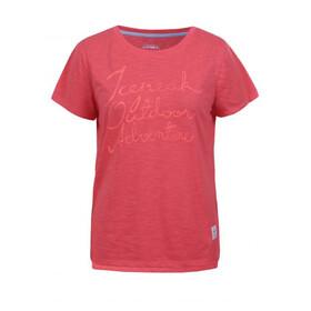 Icepeak Sierra Shortsleeve Shirt Women red